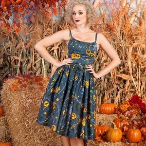 NWT Pinup Girl Lantern Jenny Dress